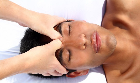 chakras third eye massage ancient Maya therapy central America shiatsu